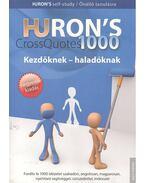 Huron's Cross Quotes 1000 - Salamon Gábor