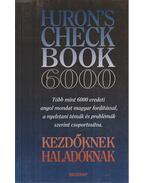Huron's Check Book 6000 - Salamon Gábor, Zalotay Melinda
