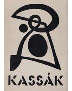 Emlékkiállítás Kassák Lajos munkáiból - Salamon Nándor
