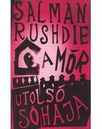A mór utolsó sóhaja (aláírt) - Salman Rushdie