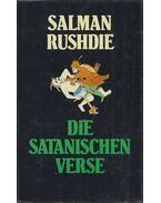 Die satanischen Verse - Salman Rushdie
