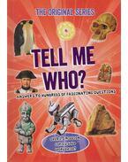 Tell me who? - Samantha Warrington