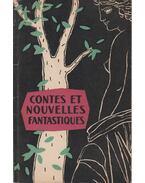 Contes et Nouvelles Fantastiques - Sand, George, Dumas, Alexandre fils., Le Prince de Beaumont, Prosper Mérimée