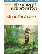 Skandalum - Sandemo, Margit