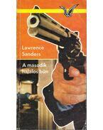 A második halálos bűn - Sanders, Lawrence