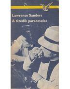 A tizedik parancsolat - Sanders, Lawrence
