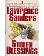Stolen Blessings - Sanders, Lawrence