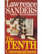 The Tenth Commandment - Sanders, Lawrence