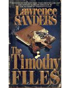 The Timothy Files - Sanders, Lawrence