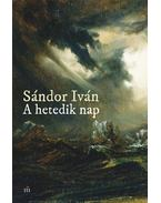 A hetedik nap - Sándor Iván