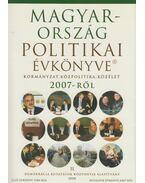 Magyarország politikai évkönyve 2007-ről II. - Sándor Péter, Vass László