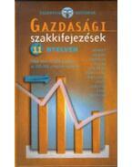 Gazdasági szakkifejezések 11 nyelven - Sandoval, Barry (szerk.), Schäfer, Claudia (szerk.)