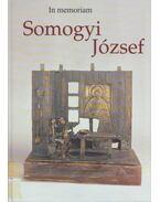 In memoriam Somogyi József - SÁRDI GÁBOR
