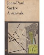 A szavak - Sartre, Jean-Paul