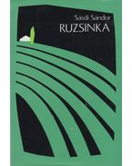 Ruzsinka - Sásdi Sándor