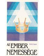 Az ember nemessége - Sauer, Erich