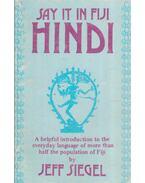 Say it in Fiji Hindi - Jeff Siegel