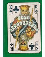 Nagy kártyakönyv - Berend Mihály