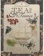 Teas & Tisanes - Jill Norman, Gwen Edmonds