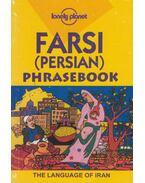 Farsi (Persian) Phrasebook - Yavar Dehghani
