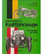 Österreichische Kraftfahrzeuge - Hans Seper, Helmut Krackwizer, Alois Brusatti