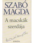 A macskák szerdája - Szabó Magda