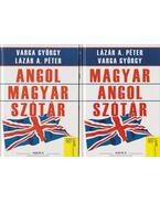 Angol-magyar, magyar-angol szótár - Lázár A. Péter, Varga György