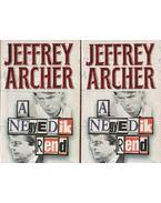 A negyedik rend I-II. - Jeffrey Archer