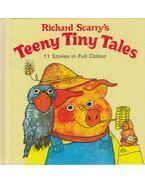 Teeny Tiny Tales - Scarry, Richard