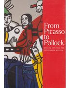 From Picasso To Pollock - Schaffner, Ingrid