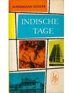 Indische tage - Scheer, Maximilian