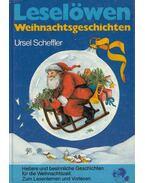 Leselöwen - Weihnachtsgeschichten - Scheffler, Ursel