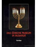 Das Jüdische Museum in Budapest - Scheiber, Alexander, Benoschofsky Ilona