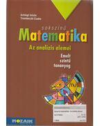Sokszínű matematika - Az analízis elemei - Schlegl István, Trembeczki Csaba