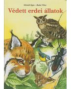 Védett erdei állatok - Schmidt Egon, Budai Tamás