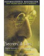 Secrets and Lies - SCHNEIER, BRUCE
