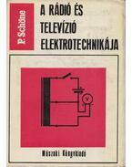 A rádió és televízió elektrotechnikája - Schöne, Peter