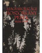 Magyarországi boszorkányperek II. 1529-1768 - Schram Ferenc