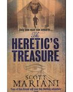 The heretic\s treasure - Only one man can unearth... - Scott Mariani