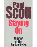 Staying On - Scott, Paul
