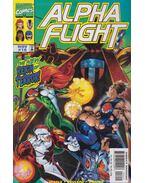 Alpha Flight Vol. 2. No. 12. - Seagle, Steve, Duncan Rouleau