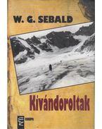 Kivándoroltak - Sebald, W. G.