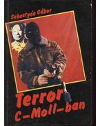 Terror C-Moll-ban - Sebestyén Gábor