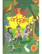 Állati jó origami - Sebők Zsolt