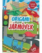 Origami járművek - Sebők Zsolt