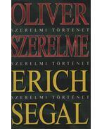 Oliver szerelme - Segal, Erich