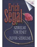 Szerelmi történet / Oliver szerelme - Segal, Erich