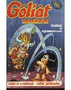 Góliát kalandjai 1987/ 5. - Sequence