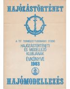 Hajózástörténet hajómodellezés - Serényi Péter
