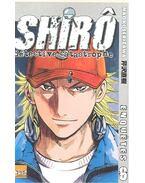 Shiro detective catastrophe - 6. - SERIZAWA, NAOKI